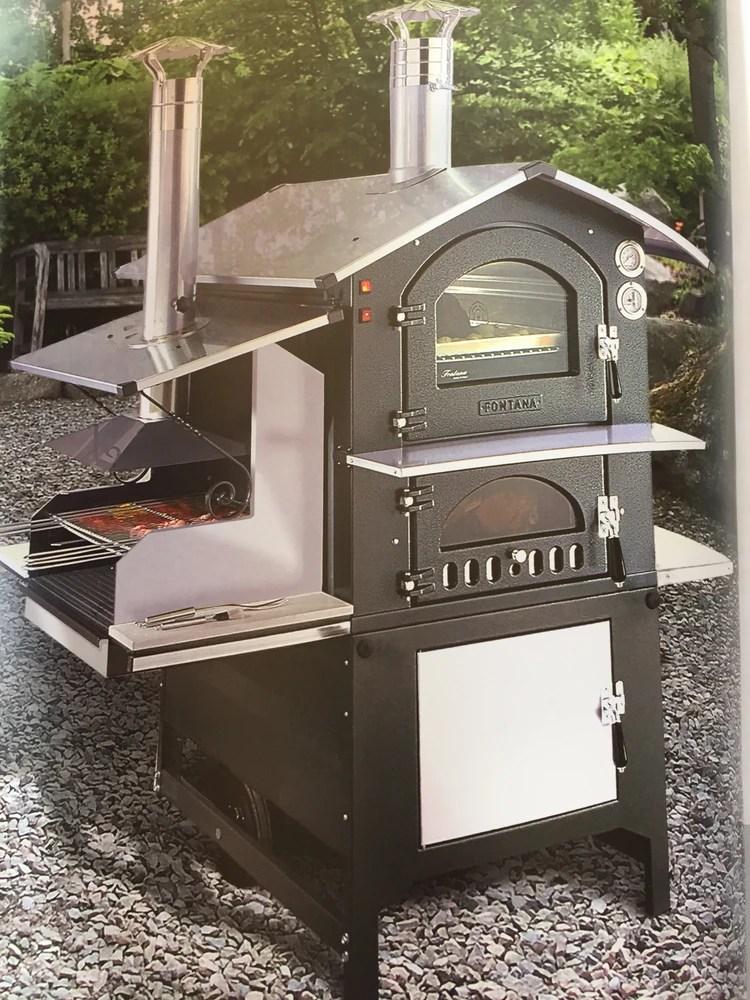 Forni a legna forni pizza e barbecue