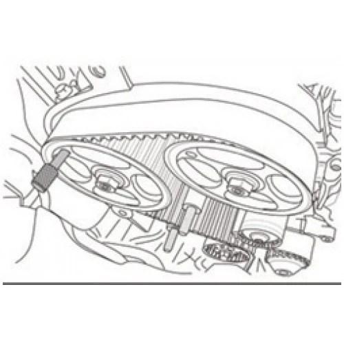 Kit calado Renault 1.5; 1.9; 2.2 y 2.5 dCi