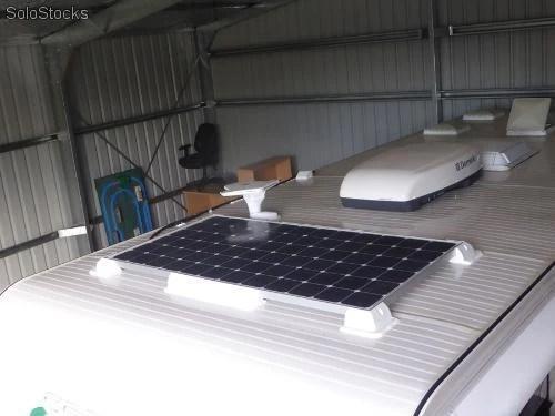 Caravan Wiring Diagram With Solar Kit Solar Para Caravana Camper O Vivienda