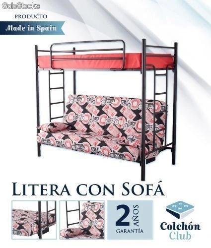 Sofa litera mexico - Literas con sofa cama debajo ...