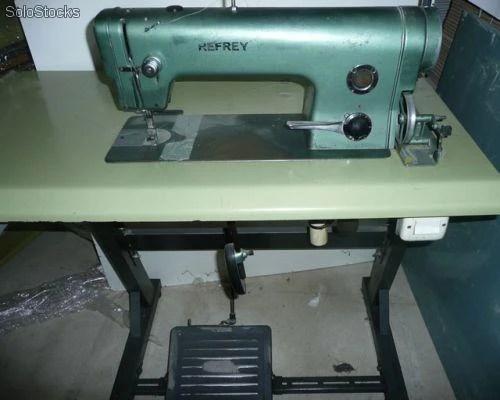 Maquina industrial de coser plana maquinas de coser usadas