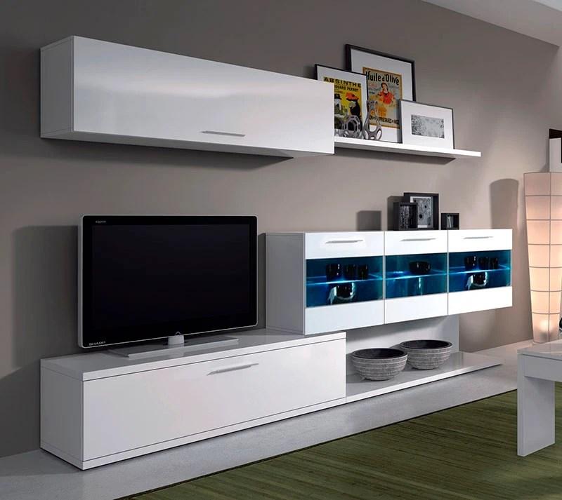 Mueble de saln tv de 260 cms modelo olot