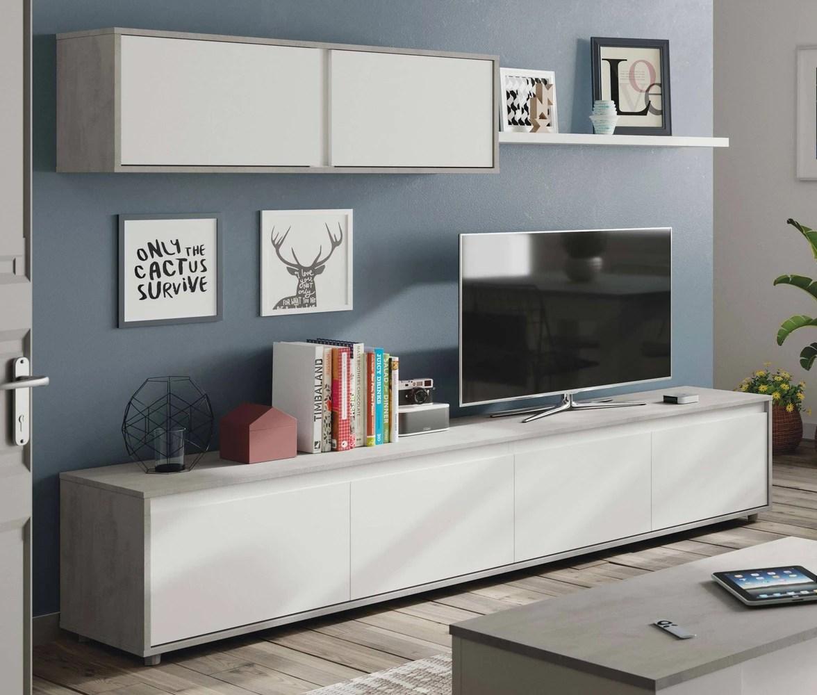 Mueble saln modular Plutn diseo moderno comedor estilo