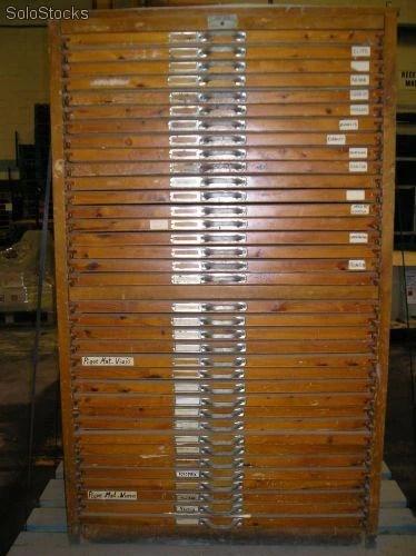 Muebles de Imprenta Antiguos