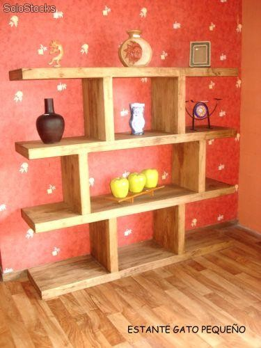 Muebles Rusticos estanterias rusticas