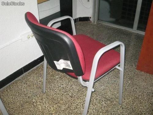 Se venden sillas de espera para peluqueria baratos