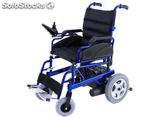 Quickie Rumba  Silla de ruedas elctrica plegable