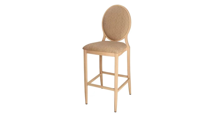 Silla estilo francs Louis ronda de vuelta silla Francesa