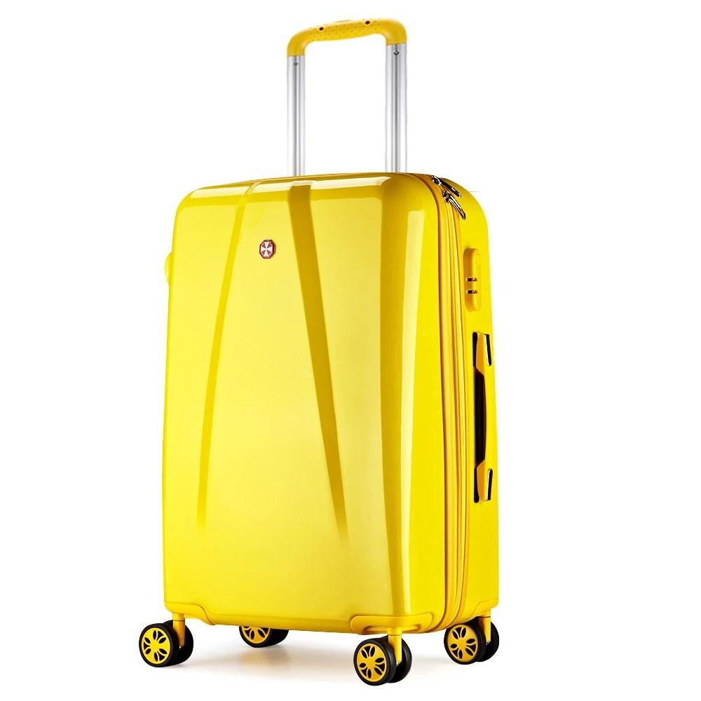 valise polycarbonate pas cher couleur au choix