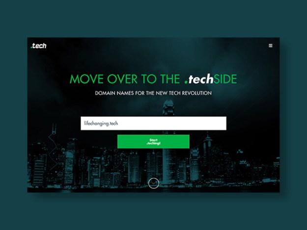 Radix .tech Domain: 10-Yr Subscription for