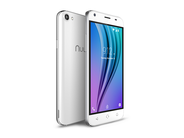 """f31dc0c4da1f6f1032dbc072772da24f5ab7e1c9_main_hero_image Nuu Mobile X4 5"""" HD Unlocked Android Smartphone (White) for $129 Android"""