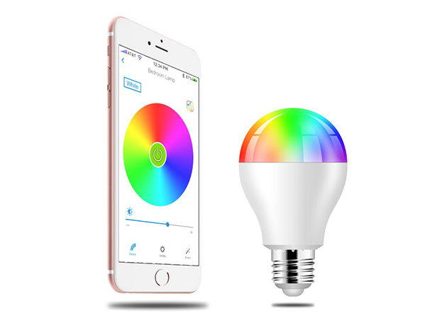 01278f50db2b6cb7e1fc0569a038a8343e595300_main_hero_image SingHong Bluetooth Color-Changing SmartBulb for $19 Android