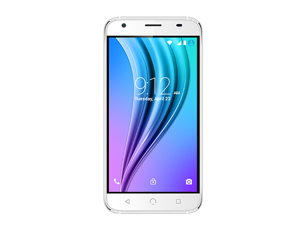 """0197c97fed7707147b17028b5f1c71835ef4e424_main_hero_image Nuu Mobile X4 5"""" HD Unlocked Android Smartphone (White) for $129 Android"""