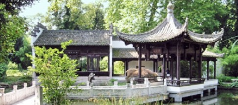 Chinesischer Garten Frankfurt Am Main STADTLEBEN DE