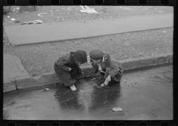 New York City, New York — November 1936