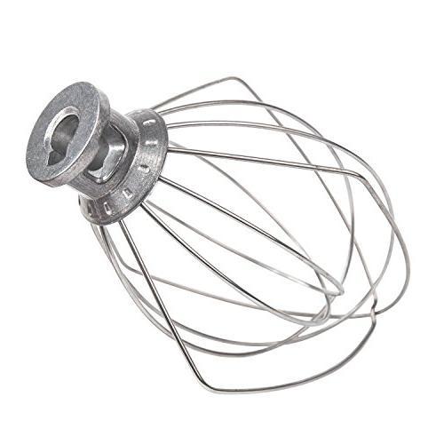 6-Wire Whip Attachment Fits KitchenAid Tilt-Head Stand Mixer