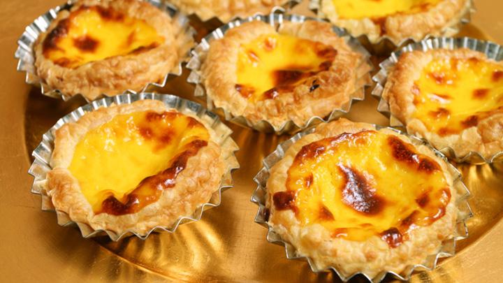 Cheat's Portuguese tarts - Starts at 60