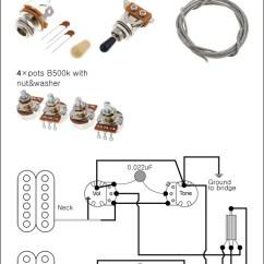 Les Paul Wiring Diagram Valeo Alternator Regulator Harley Benton Parts Sc-wiring Kit – Thomann United States