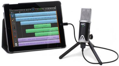 Apogee MiC - USB-mikrofon med inbyggt ljudkort
