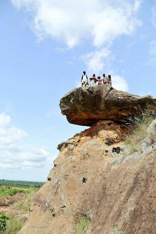 Tourist Sites Brong Ahafo Kristo Buase Monastery