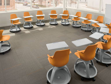 steelcase classroom chairs christmas covers for node active learning -