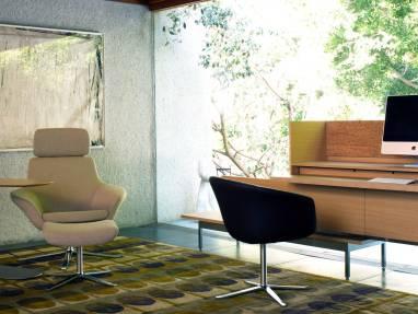 contemporary lounge chairs ikea swivel chair yellow premium coalesse bob - steelcase