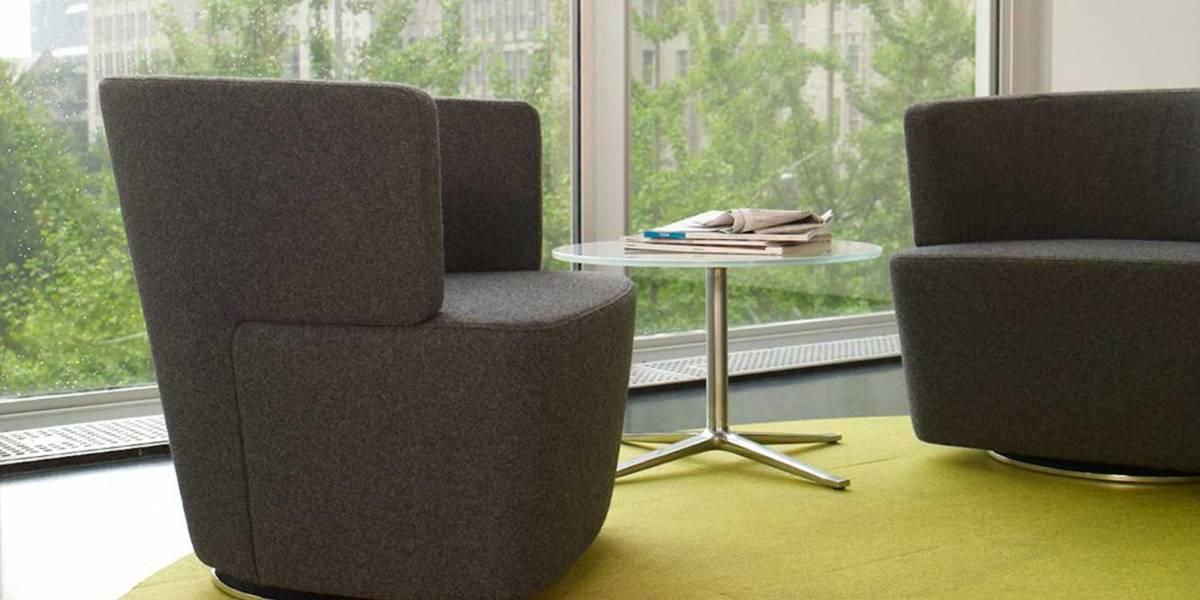 Joel Lounge Chair from Coalesse  Steelcase