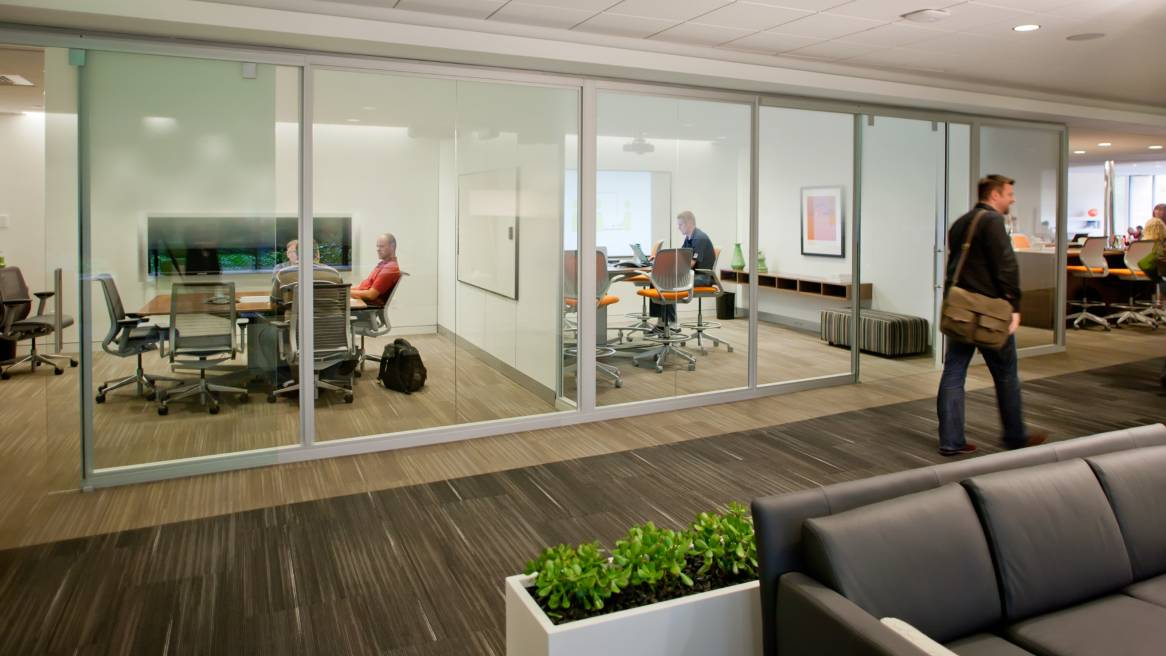 Privacy Walls & Movable Office Walls