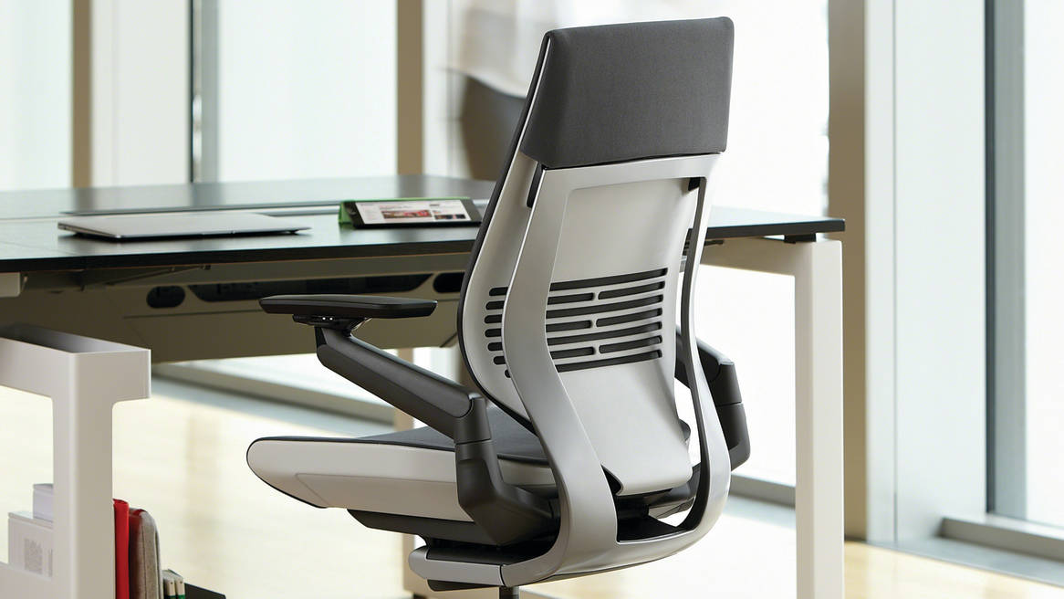 best ergonomic chairs for back pain bedroom chair pictures gesture silla de oficina | trabajo ergonómica
