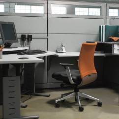 Steelcase Jersey Chair Review Gray Slipper Ergonomic Office Guest Chairs
