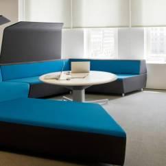 Steelcase Sofa Platner Single Bed Coalesse Lagunitas Lounge Seating ...