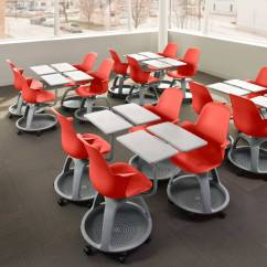 Steelcase Classroom Chairs Office Arm How Design Affects Engagement Node Chair