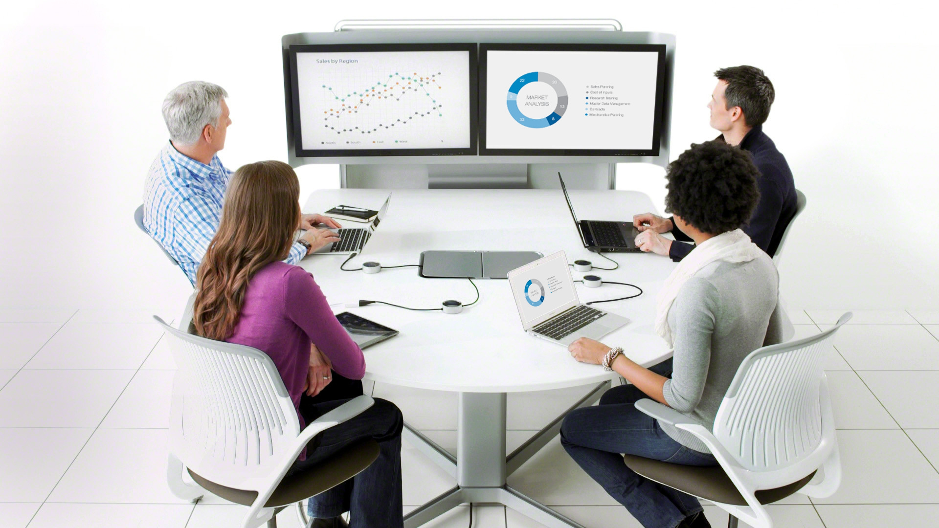media:scape Meeting & Conference Technology - Steelcase