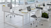Benching: An Idea Whose Time Has Come...Again - Steelcase