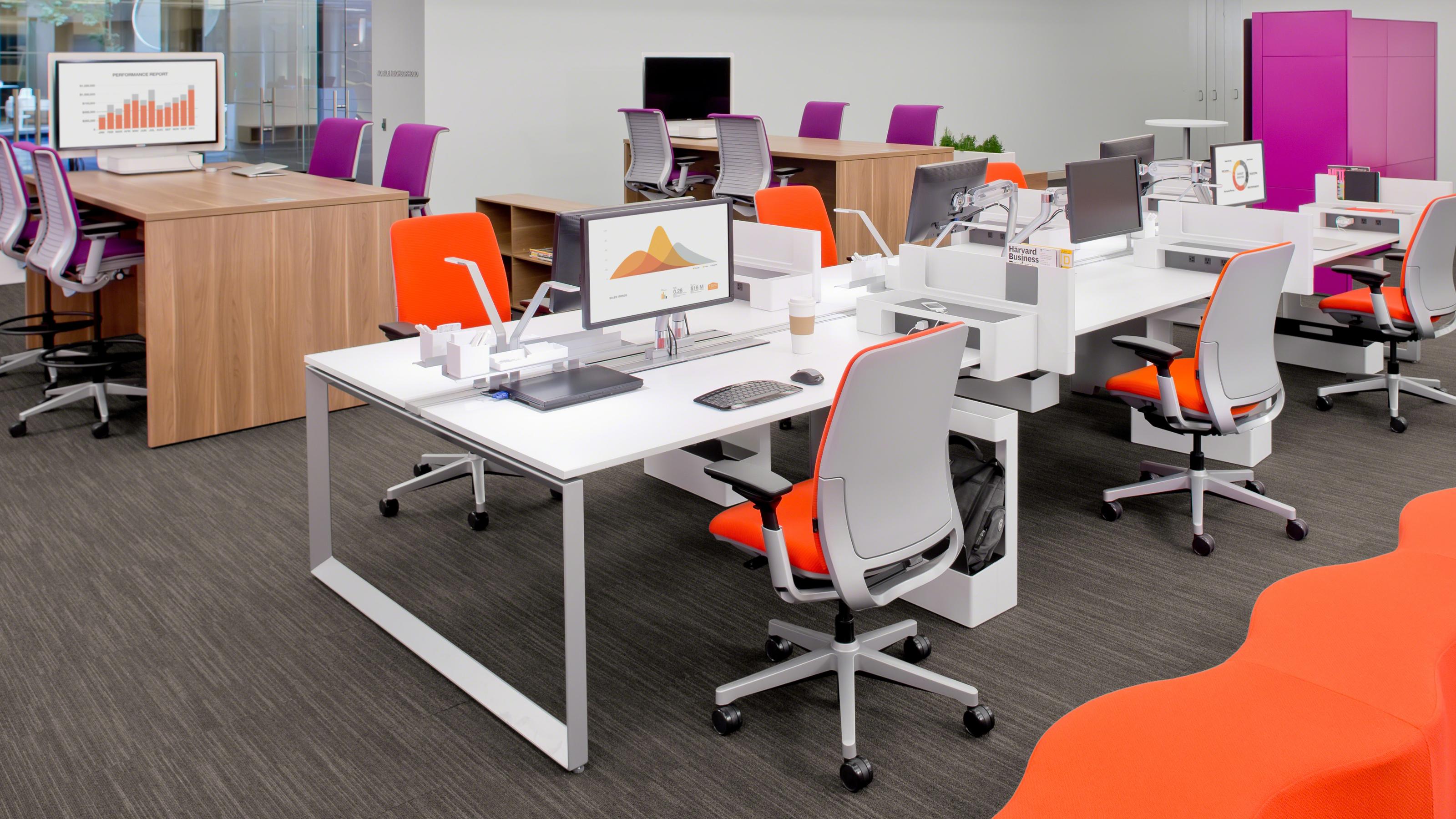 Amia Ergonomic Office Chair & Seating