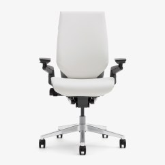 Steelcase Gesture Chair Vintage Wood High Media