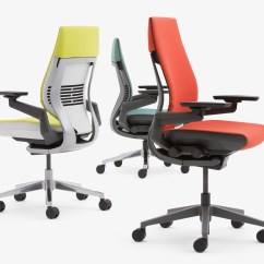 Steelcase Gesture Chair Green Plastic Outdoor Stacking Chairs In Color