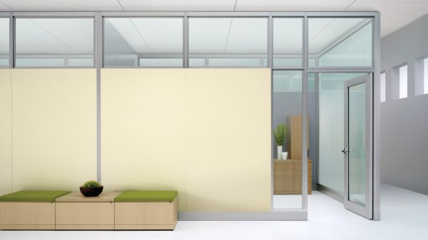 Privacy Walls & Movable Office - Steelcase