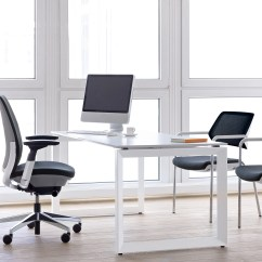 Steelcase Amia Chair Brochure Baby Relax Lainey Graphite Grey Wingback And A Half Rocker Media