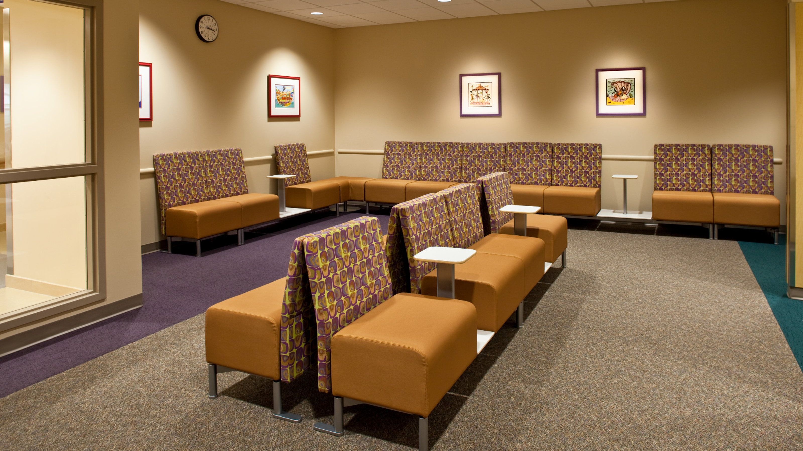 All Childrens Hospital  Steelcase