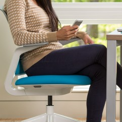 Steelcase Amia Chair Recall Grey Fabric Dining Chairs Media