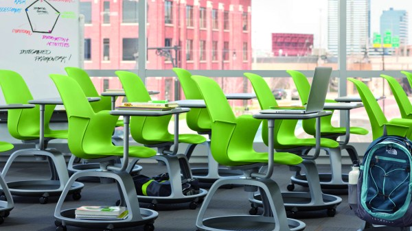 Node Classroom Chairs Active Learning - Steelcase