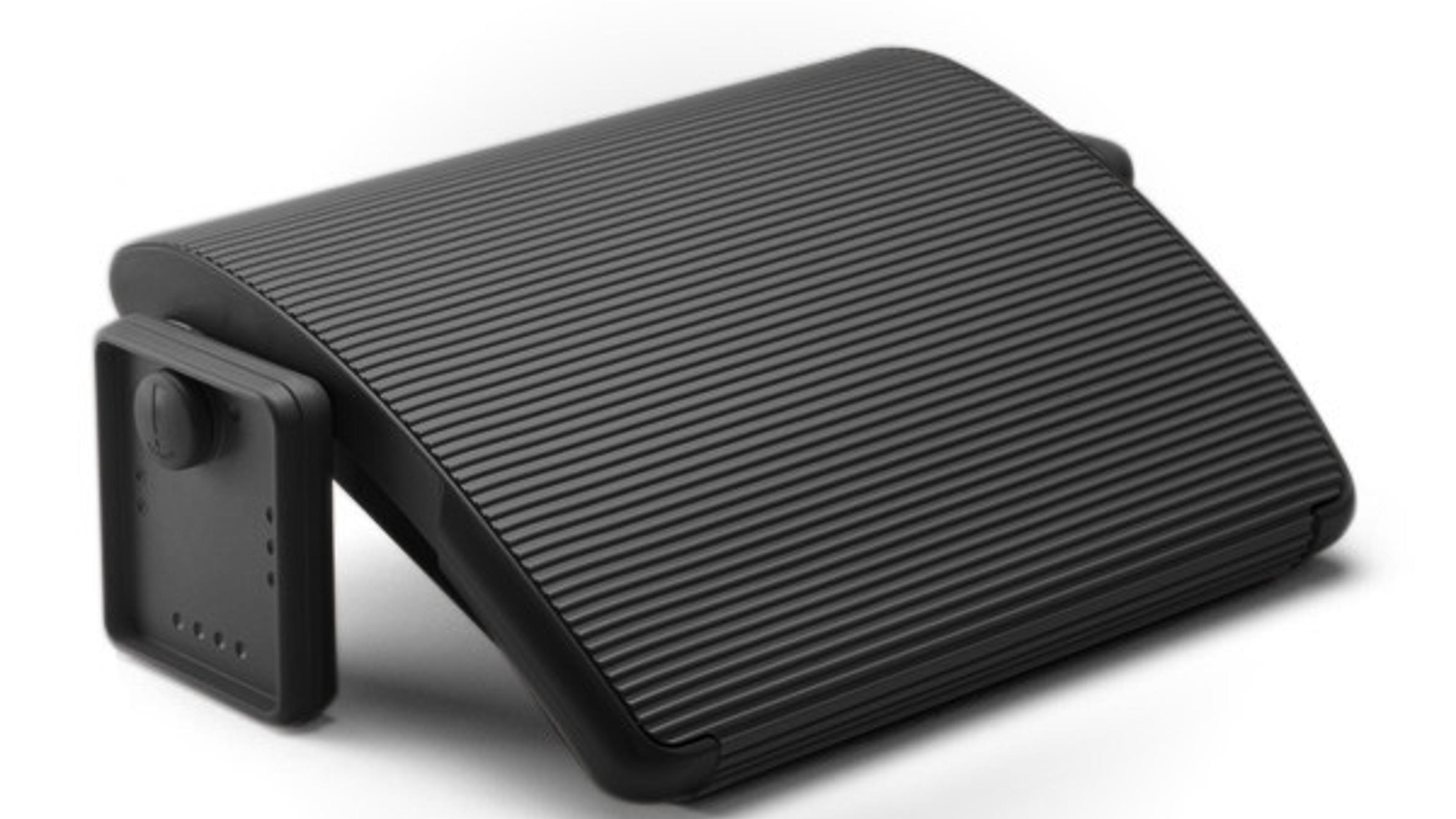 Footrest Ergonomic Desk Support  Steelcase