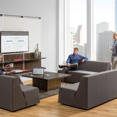 Sofas By Design Modern Modular Sofa Sectional Campfire Lounge Seating Turnstone - Steelcase