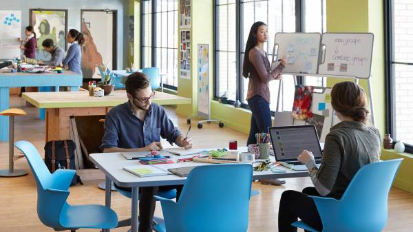 Classroom Design Learning Spaces - Steelcase