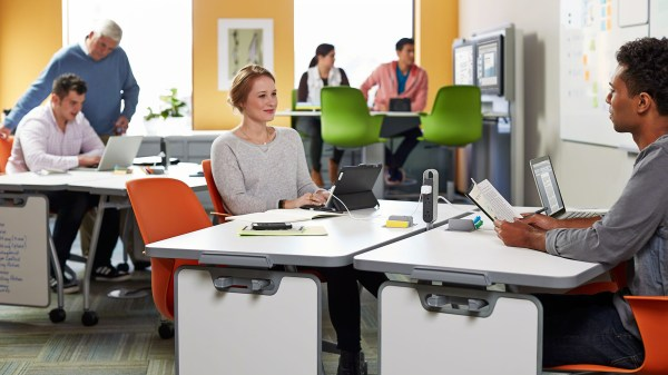 Space Design Active Learning Classrooms - Steelcase