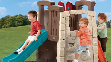 kids toys playhouses wagons outdoor