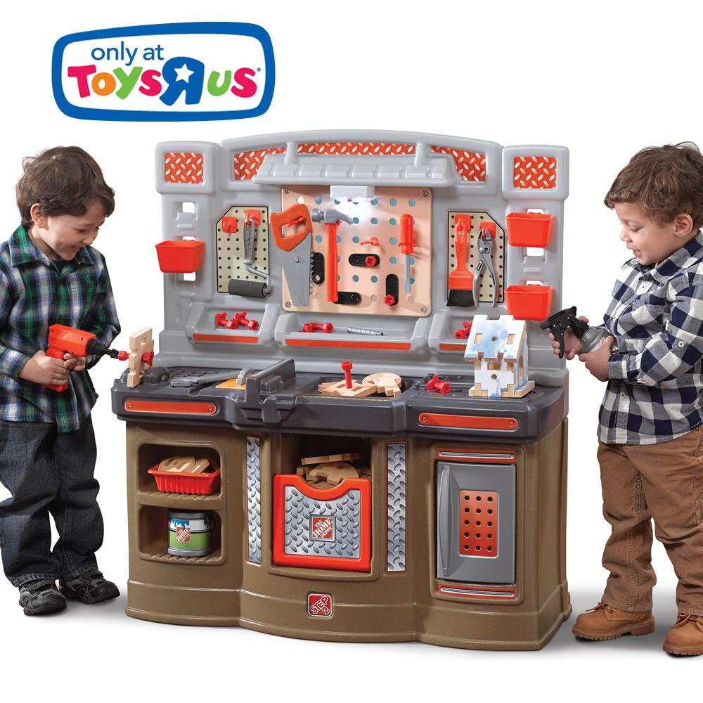 Home Depot Big Builders Pro Workshop Retailer