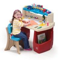 Deluxe Art Master Desk | Kids Art Desk | Step2