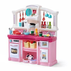 Childrens Play Kitchens Blendtec Kitchen Mill Fun With Friends Pink Kids Step2